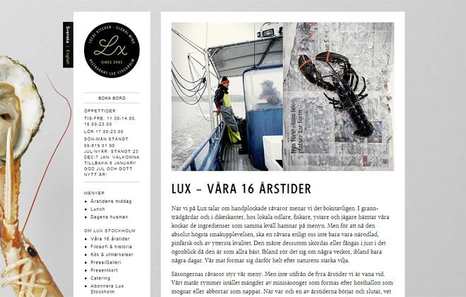 Lux Stockholm